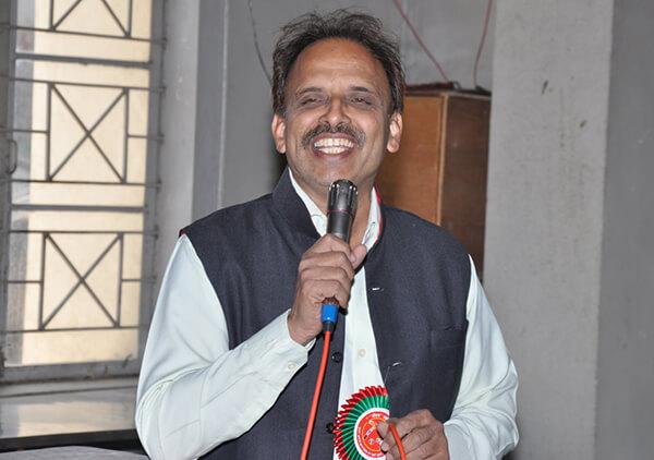Dr Madhav Joshi